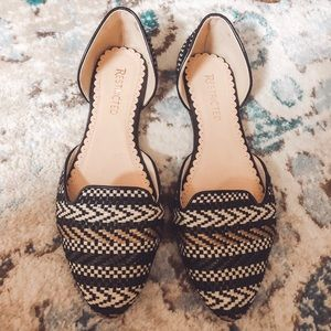 Rattan Loafers